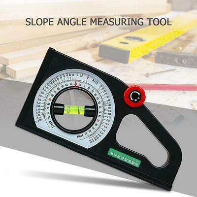 Universal 0-180° Precision Angle Measuring Finder Bevel Protractor Ruler Tool