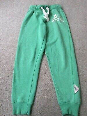 Next Quality Joggers In Green Size 11Yrs