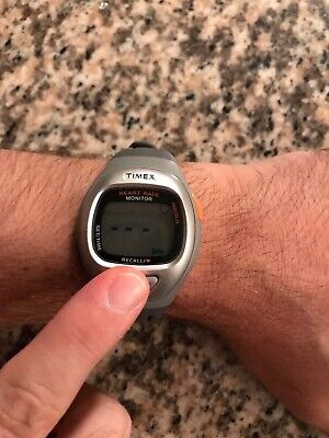 🔥🔥🔥Timex Ironman Easy Trainer Heart Rate Monitor