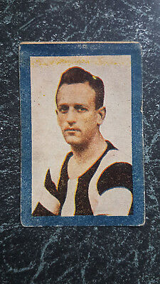 AFL :  CRAIG AND HALES 1926 trade card - JOHN HARRIS - COLLINGWOOD aussie rules
