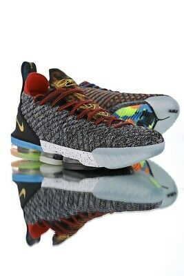 """info for cfcf5 53589 NIKE WHAT THE Lebron 16 """"1 thru 5"""" Size 12 - $325.00 