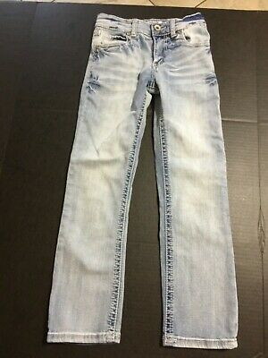 051095f5 EUC BKE Boys CONNER Straight STRETCH Jeans Size 8 with Adjustable Waist