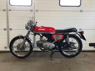 Benelli Motobi  250 Ss Italian Classic Motorcycle Five Speed