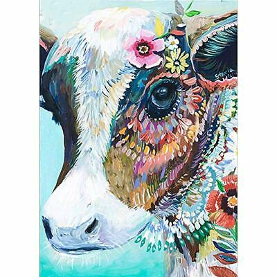 DIY 5D Diamond Painting, Like a Paint by Number,  COW, CAT, TIGER, much more
