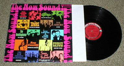 NOW SOUND vinyl lp Lamb-Weston limited Byrds Revere Cyrkle Gorme others