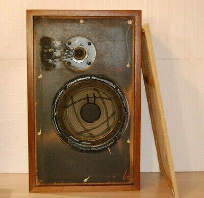 Single Early Vintage Acoustic Research AR6 Speaker