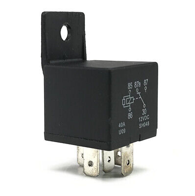Standard Motorcycle Products Late Model XL Starter Relay MC-RLY8