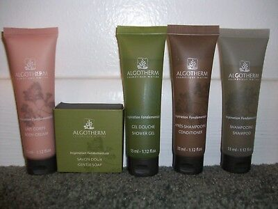 LOT 10 HOTEL Samples Soap Lotion Shampoo Conditioner Travel