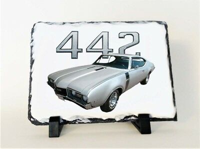 NEW Olds 442 Photo Slate!! (Many years available!!)
