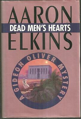 Lot of Two Hardcover Gideon Oliver Delaney Cozy Mysteries by Aaron Elkins #8, 9