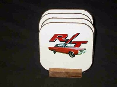NEW Dodge Coronet Hard Coaster Sets! (7 different sets available)