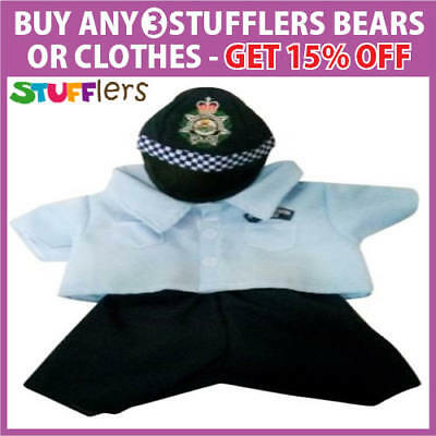 Police Clothing Australia style Outfit by Stufflers – Soft Bear Clothes