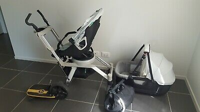 Orbit G2 pram. Used for one child. Smoke free home. All items in excellent condi