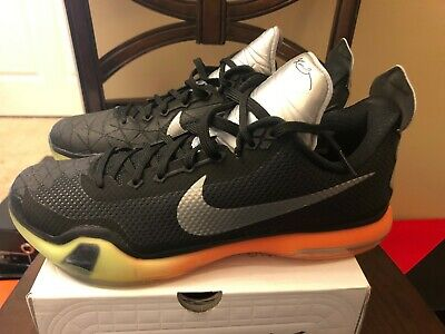 new concept 76467 fb98e VNDS Nike Zoom Kobe X 10 AS All Star 2015 742546-097 Size 9.5