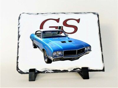 NEW Beautiful Buick Gran Sport Photo Slate!! Many different available!