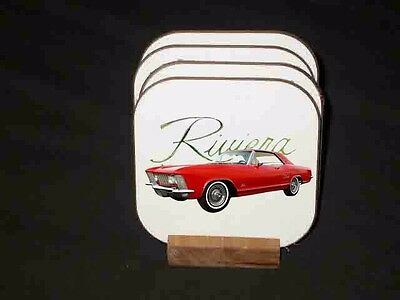 NEW Buick Riviera Hard Coaster Sets! (9 different sets available)