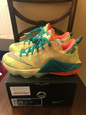 low priced 460a5 62099 Nike LeBron XII 12 Low Arnold Palmer