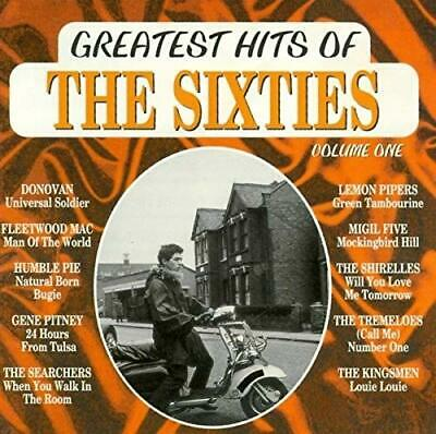 Various - Greatest Hits Of The Sixties - Various CD MRVG The Cheap Fast Free The