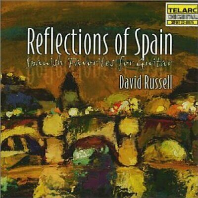David Russell - Reflections Of Spain: Spanish Favorit... - David Russell CD WVVG