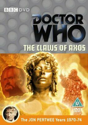 Doctor Who - The Claws of Axos [DVD][1971] - DVD  WMVG The Cheap Fast Free Post