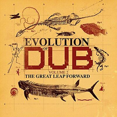 Various Artists - The Evolution Of Dub Vol. 2 - The... - Various Artists CD 1SVG