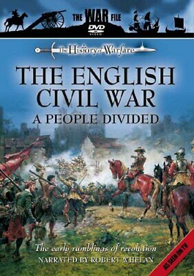 The English Civil War - A People Divided [DVD] [2002] - DVD  6QVG The Cheap Fast