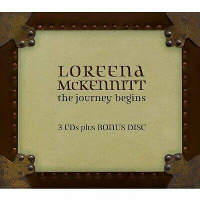 Loreena McKennitt - The Journey Begins: Elemental... - Loreena McKennitt CD 88VG