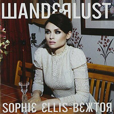 SOPHIE ELLIS-BEXTOR-WANDERLUST -  CD CUVG The Cheap Fast Free Post The Cheap