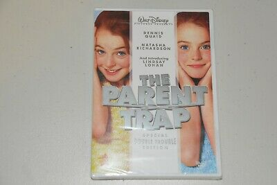 The Parent Trap (DVD, Widescreen)  Brand New & Sealed