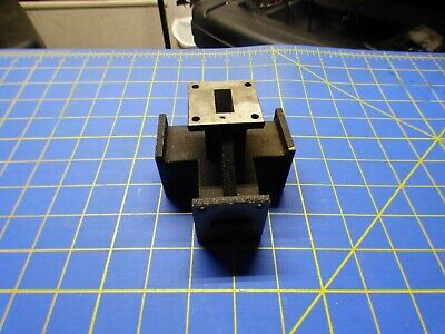 WR90 Waveguide MAGIC TEE Sperry Microline Model 406 8Ghz to 12.4Ghz Wave Guide