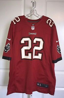 New NIKE NFL MEN'S Martin #22 Buccaneers Jersey Size XL $19.95  hot sale