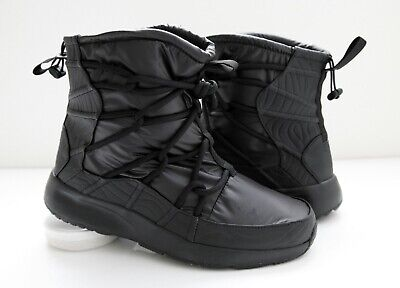 newest 3c396 ae0d6 Nike Women s Tanjun High Rise Boots AO0355 002 Black-Anthracite.(NO BOX LID
