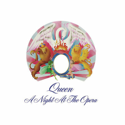 Queen - A Night At The Opera - Cd Album - Bohemian Rhapsody / Love Of My Life +