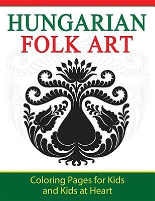 Hungarian Folk Art Coloring Pages for Kids Kids at Heart by Art History Hands-On