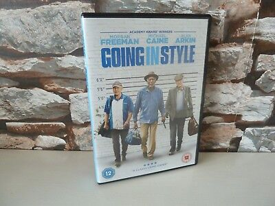 Going In Style Dvd -  2017 Fast/Free Post