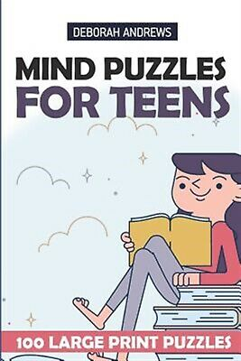 Mind Puzzles for Teens Doppelblock Puzzles - 100 Large Print Puz by Andrews Debo