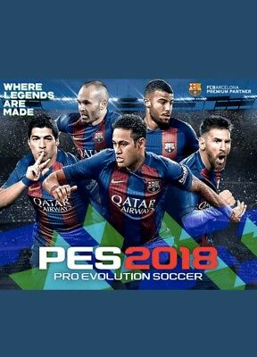 AGGIORNAMENTO PATCH PRO Evolution Soccer PES 2019 PS4 Option File