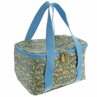 Finchwood felicity cool bag,100% cotton/pu coating,multi coloured - Big Living
