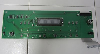 Parasound Avc-2500 Audio Video Controller Display And Front Panel Control Board