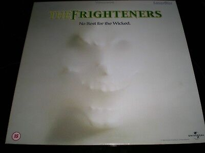 The Frighteners Laserdisc Michael J Fox Pal Widescreen 1996