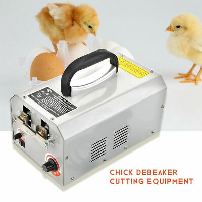 Automatic Electric Debeaking Machine Chick Debeaker Cutting Equipment 110V