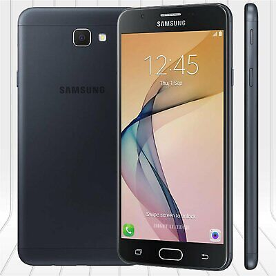"New in Sealed Box  Samsung Galaxy J7 Prime J727a AT&T 5.5"" Smartphone BLACK/16GB"