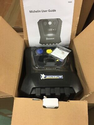 Michelin High Power Tyre Pump Inflator Electric Air Compressor 12V TATTY BOX