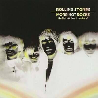 The Rolling Stones - More Hot Rocks: Big Hits and Fazed Cookies (2 Disc) CD NEW