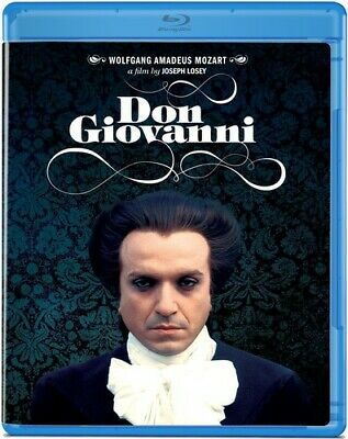 Don Giovanni BLU-RAY NEW