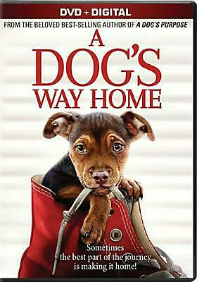 A Dog's Way Home - DVD Region 1 Free Shipping!