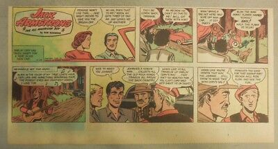 Jack Armstrong The All American Boy by Bob Schoenke 4/24/1949 Third Size Page !