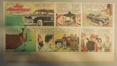 Jack Armstrong The All American Boy by Bob Schoenke 5/1/1949 Third Size Page !