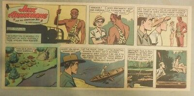 Jack Armstrong The All American Boy by Bob Schoenke 9/4/1949 Third Size Page !