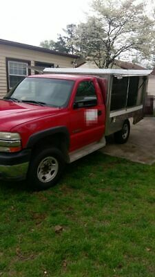 Lunch Truck For Sale >> Used Chevy Silverado Lunch Truck Canteen Truck For Sale In Virginia